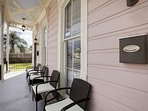 Start your mornings with a cup of joe on the front porch!