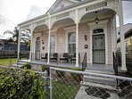 New Orleans is yours while staying at this 2-bed, 2-bath vacation rental house!