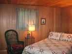 Master Bedroom Queen bed on upper level