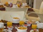 Adonis Grandcamp Dining