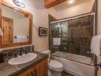 Level 2 Full Bath with Tub/Shower