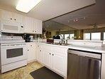 Kitchen Islander Beach Condo Rentals, Okaloosa Island