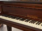 Piano in the Tithe Barn