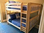 Double Queen bunk beds. Holds over 2000 lbs.