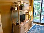 Dressers in Queen bunk room
