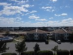 Nags Head from our balcony.