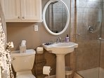 Master Ensuite with Fluffy Guest Robe