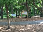 Arlington Park, 2 blocks away with jogging path and dog run
