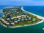 Located within prestigious South Seas Resort