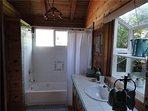 Bathroom,Indoors,Banister,Handrail,Room