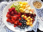 Breakfast Fruit Platter
