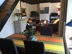 Rock Cottage Living room