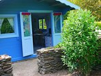 The Garden Chalet also available to rent