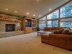 Couch,Furniture,Hearth,Fireplace,Window