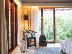 The Arsana Estate - Contemporary bedroom corner