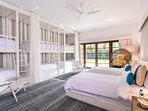 The Arsana Estate - Kids room and bunk beds