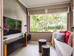 The Arsana Estate - Cozy TV room