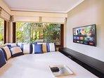 The Arsana Estate - Entertainment room