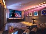 The Arsana Estate - Luxury movie room