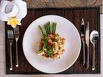 The Arsana Estate - Appetising dish