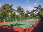 The Arsana Estate - Private tennis court