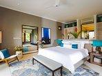 The Arsana Estate - Spacious bedroom