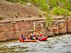 Raft the Chama River.