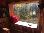 Bunkhouse windowseat
