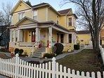 Beautiful Historic-Designated Victorian Vacation Rental