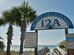 Free beach access is just 2 blocks away. Drive 1 minute and enjoy free parking.
