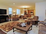 Furniture, Couch, Chair, Fireplace, Hearth
