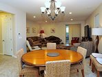 Couch, Furniture, Lamp, Chair, Dining Room