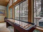 Angora Mountain Lodge  - Shuffleboard with Mountain Views