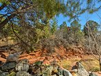 Explore the area's best hiking trails just down the road from 'Lover's Nest.'