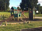 Buxted Play Ground, 5 minutes walk