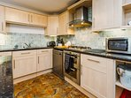 Kitchen - Fully equiped