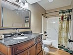 This home features 3 full bathrooms.