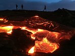 Cacao in the day, Lava at night! A great jumping off place to explore lush East Hawaii!
