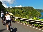 Close to Hana Highway, one of the most scenic roads on the planet!