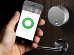 August smart locks for easy 24hr check in.
