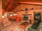 Big Bear Lake Holiday House 12112