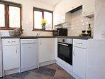 Lower Crofty kitchen