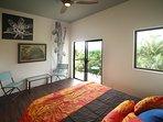Hilo Bay Room w/ private lanai.