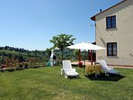 2 bedroom Apartment in Il Pino, Tuscany, Italy : ref 5580677