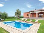 3 bedroom Villa in Rapavel, Istria, Croatia : ref 5564532