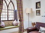 Beautiful Gothic style windows