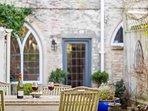 A lovely spot for al fresco dining