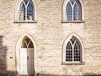 A beautiful Cotswold stone property