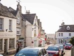 Minchinhampton is a thriving village, perfect for a relaxing break