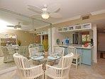 Beautiful new dining room set